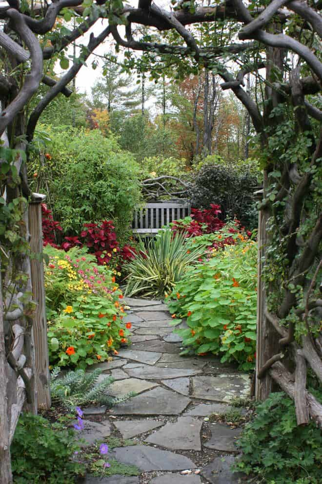13 Garden Arbor Ideas To Complete Your Garden Aesthetic