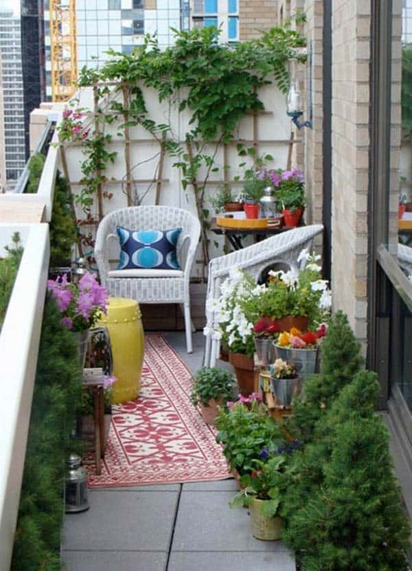 Balcony Garden Ideas You Can T Miss Out