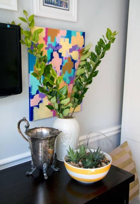 IKEA BOWLS diy succulent planter