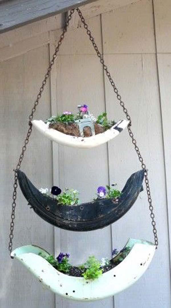 diy hanging planter ideas 12