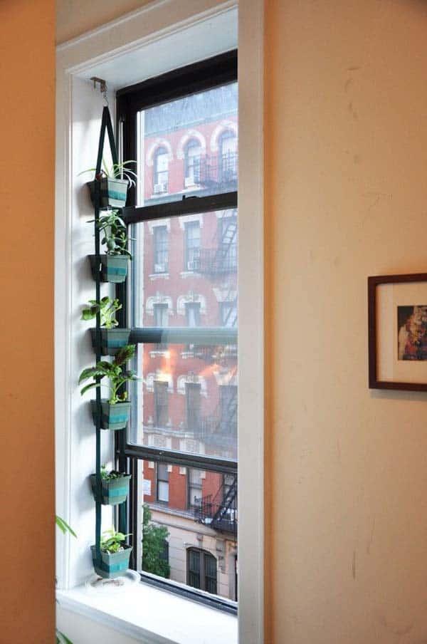 diy hanging planter ideas 14