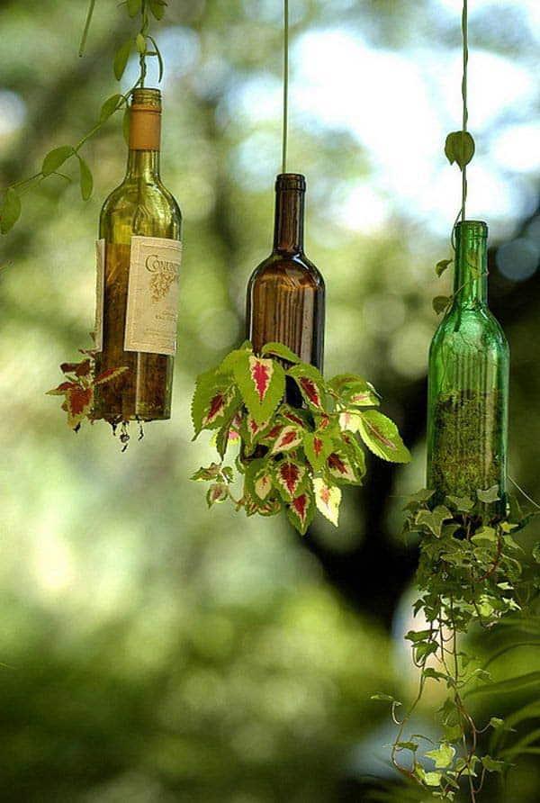 diy hanging planter ideas 16