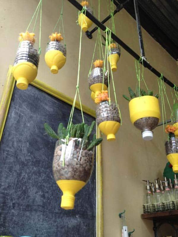 diy hanging planter ideas 2