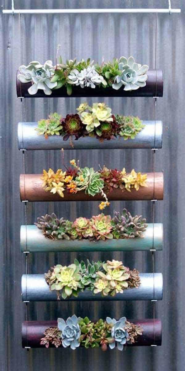 diy hanging planter ideas 3
