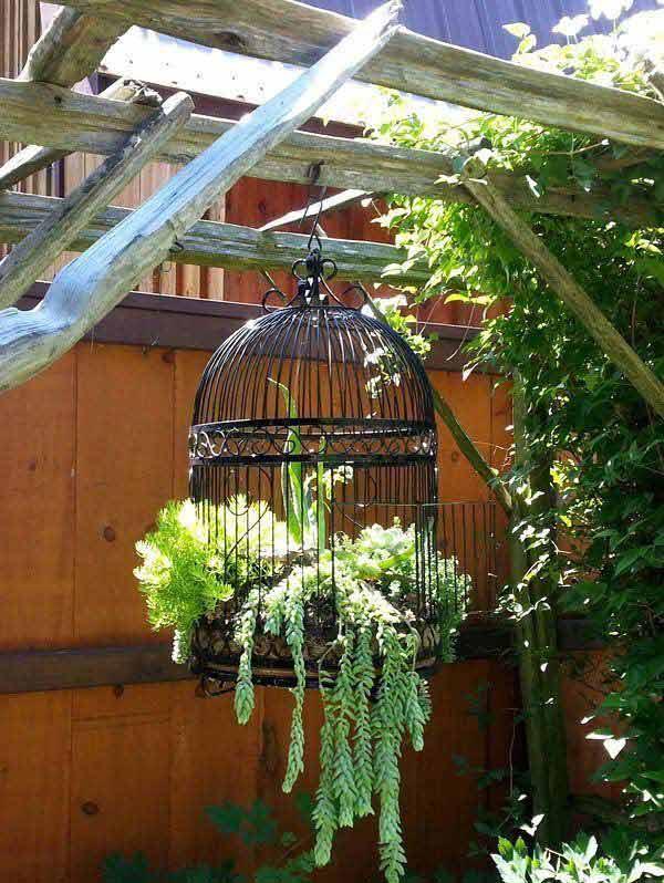 diy hanging planter ideas 6