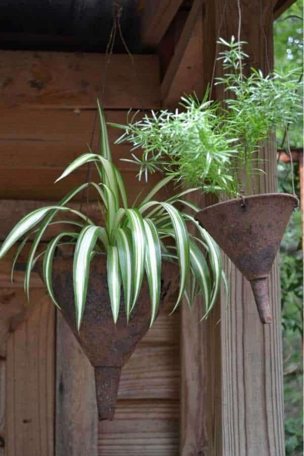 diy hanging planter ideas 8