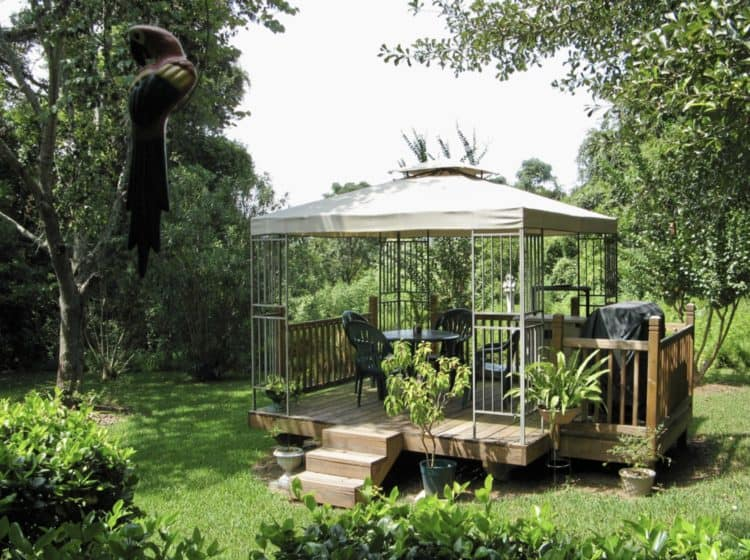 Garden Gazebo Ideas to Embellish Your Lovely Garden MORFLORA