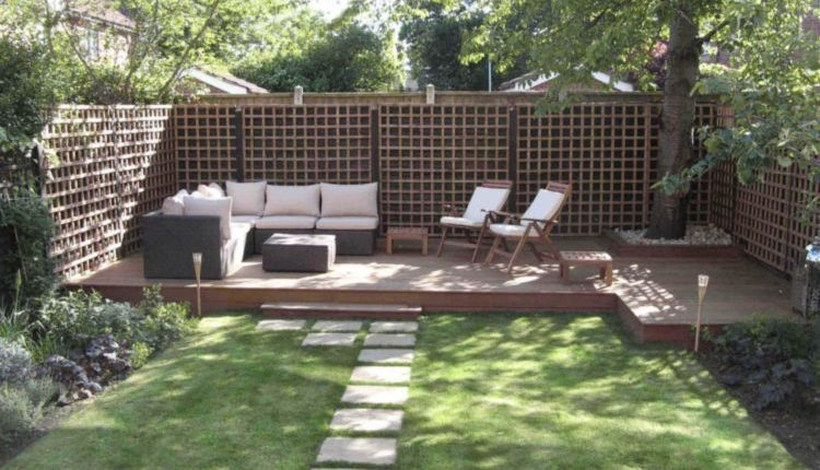 Ordinaire Garden Landscaping Ideas For Front And Backyard