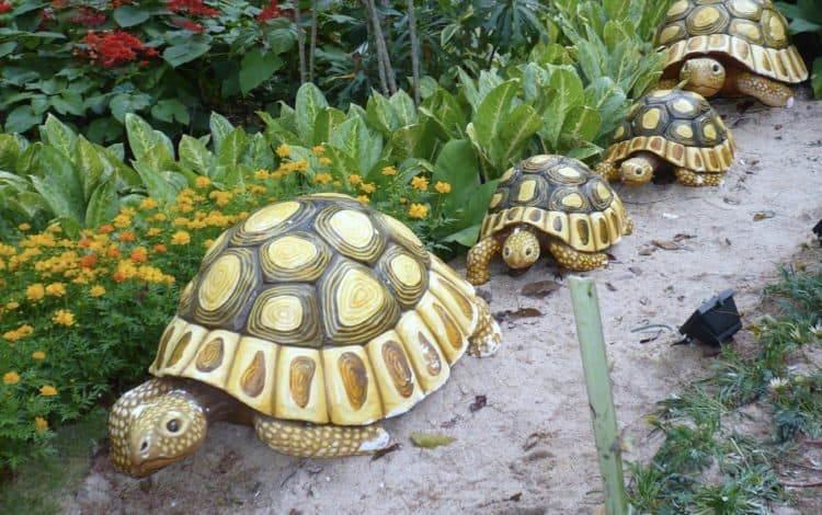garden ornaments ideas